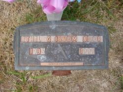 Ethel <i>Grissom</i> Ailor