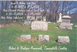 Mary Elizabeth <i>Montague</i> Bolard