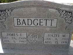 James F Badgett