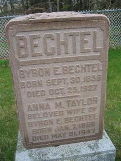 Byron Erb Bechtel