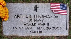 Arthur Sailor Art Thomas