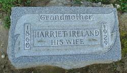 Harriet Druzilla <i>Ireland</i> Price