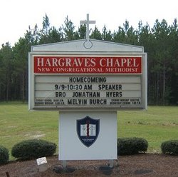 Hargraves Chapel Cemetery