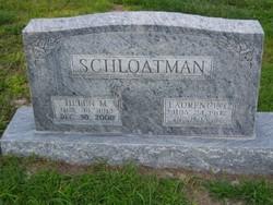 Lawrence Schloatman