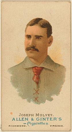Joseph H. Joe Mulvey