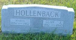 Hannah Marie <i>Elving</i> Hollenback