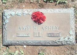 Amy Granny <i>Heath</i> Ashby