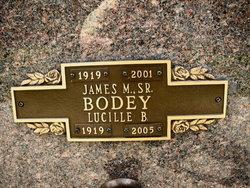 James Marion Bodey, Sr