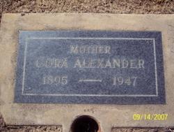Cora Nellie <i>Paul</i> Alexander