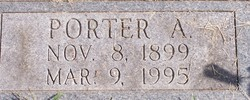 Porter Andrew Cain
