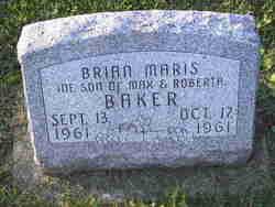 Brian Maris Baker