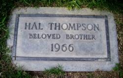 Hal Thompson
