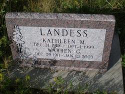 Kathleen <i>Meyers</i> Landess