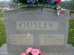 Paralee Eva <i>Turner</i> Ousley
