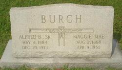 Alfred B. Burch, Sr