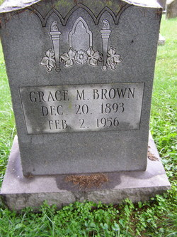 Grace M. Brown
