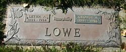 Letha A Lowe