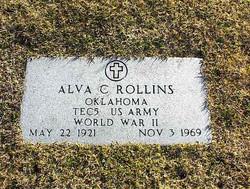 Alva C. Rollins