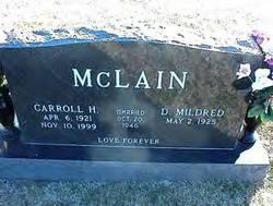 Carroll H. McLain