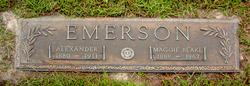 Alexander Emerson