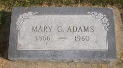 Mary G. Adams