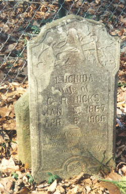 Lucinda <i>Coop</i> Hicks