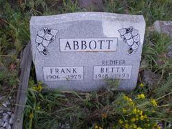 Betty <i>Redifer</i> Abbott