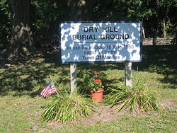 Dry Hill Burial Ground