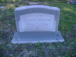 Myrtle Baylor