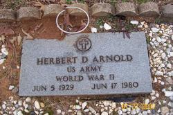 Herbert Dale Arnold