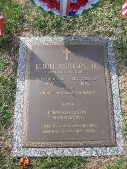 Maj Rudolf Anderson, Jr