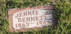 Jennie J Bennett
