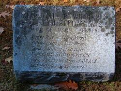 Marjorie R. <i>Williams</i> Doubleday