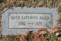 Lucy <i>Catching</i> Allen