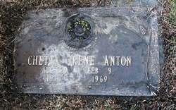 Chetta Irene <i>McDonald</i> Anton