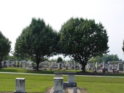 Cross Roads Baptist Church Cemetery