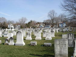 Woodstown Baptist Burial Ground