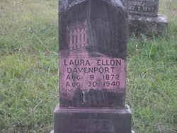 Laura Ellon <i>Kelly</i> Davenport