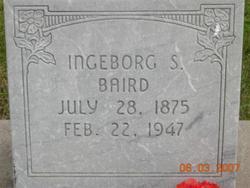 Ingeborg Steffense Baird