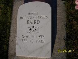 Roland Hayes Ronnie Baird