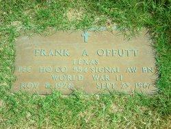 Francis Frank <i>Albert</i> Offutt, Jr