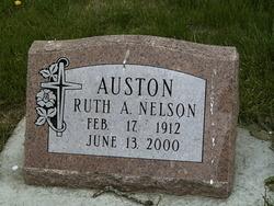 Ruth A <i>Nelson</i> Auston