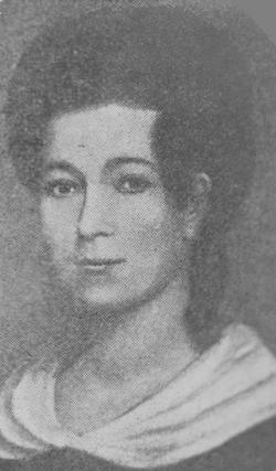 Mary <i>Easton</i> Sibley