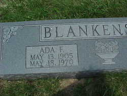 Ada F. Blankenship
