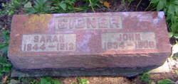 John S Gidner