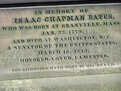 Isaac Chapman Bates