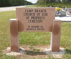 Camp Branch Church of God of Prophecy Cemetery