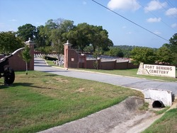 Fort Benning Post Cemetery
