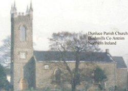 Dunluce Parish Church Cemetery