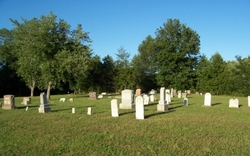Robinson Creek Cemetery